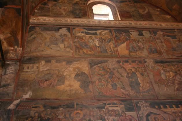 interior Biserica Domneasca